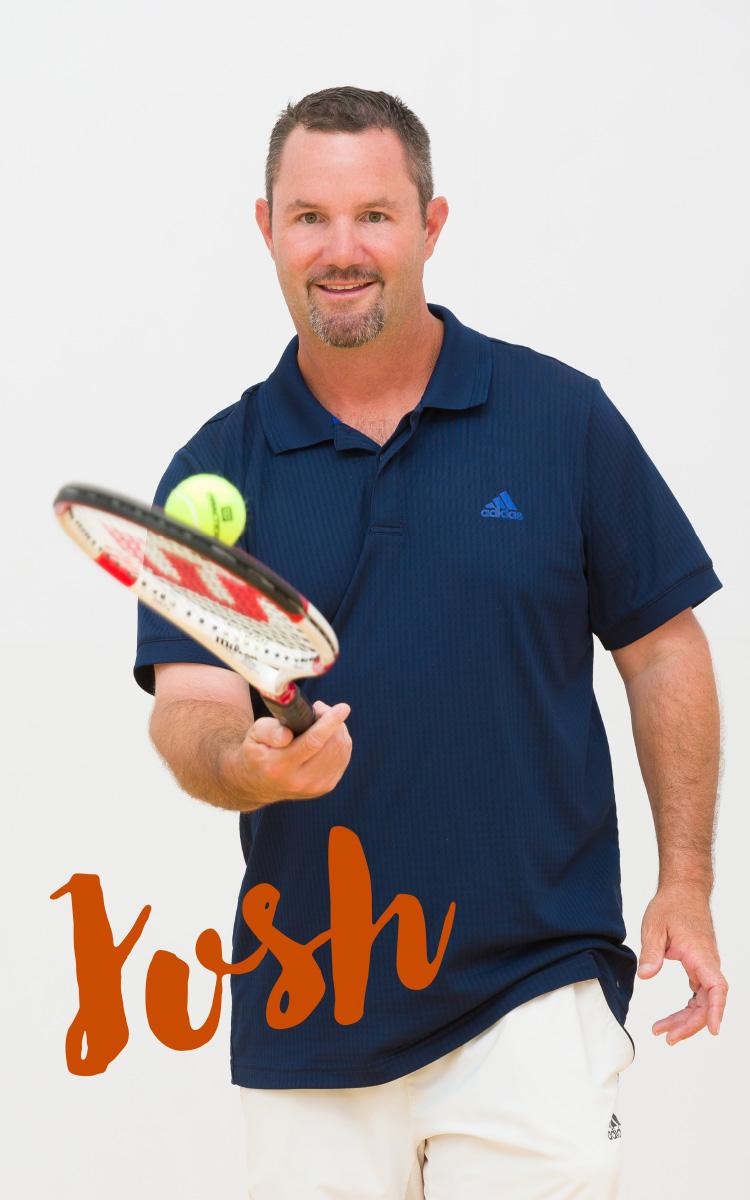 Josh Bates Ocotillo Tennis Pro